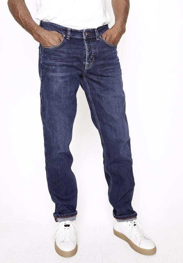 MANSON - Straight leg jeans - blau