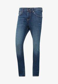 TOM TAILOR DENIM - CONROY TAPERED  - Jeans Tapered Fit - dark blue denim - 5