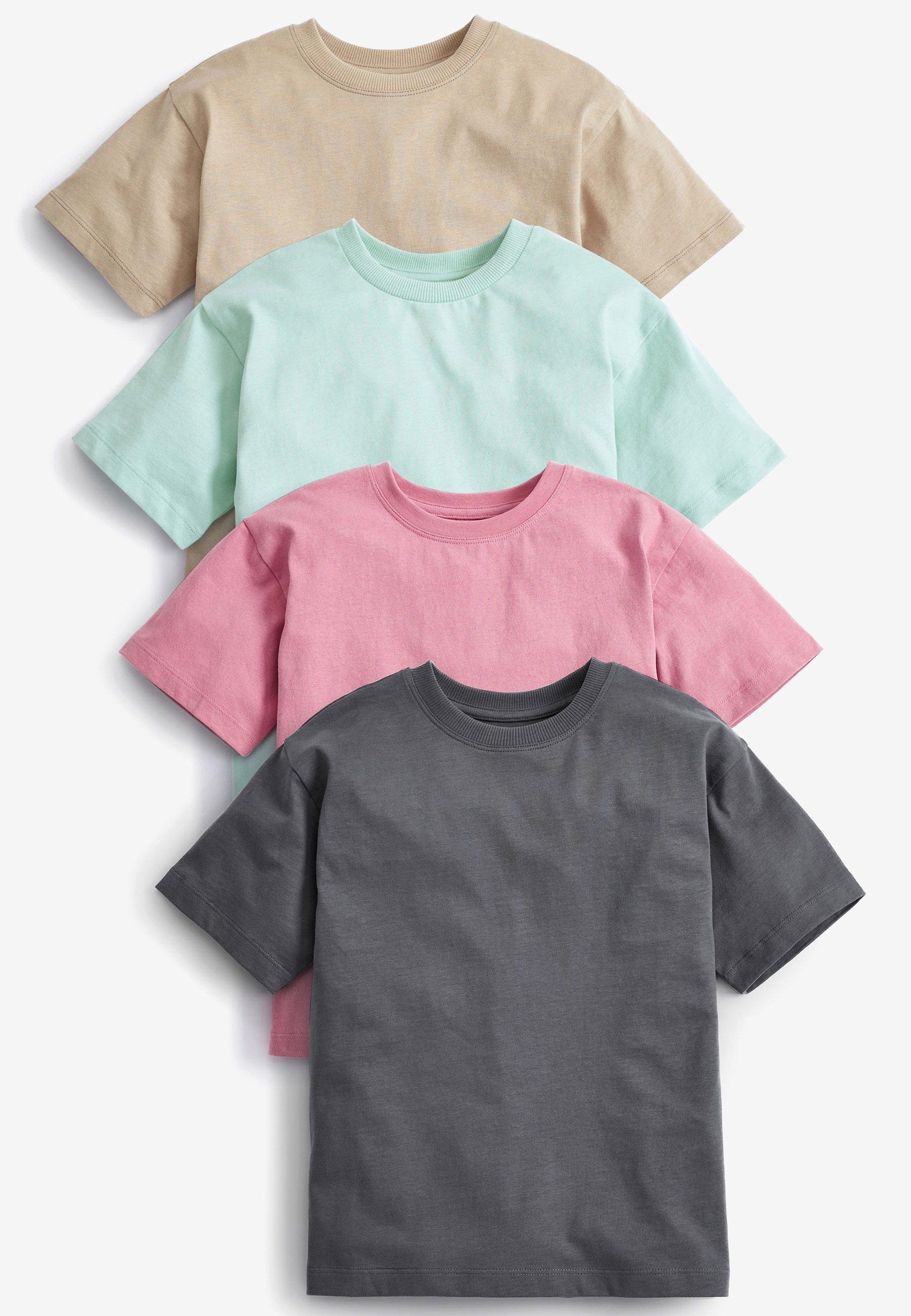 Bambini 4 PACK - T-shirt basic
