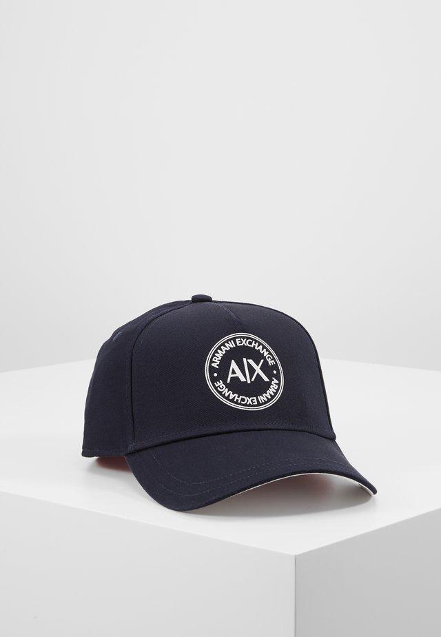 BASEBALL HAT - Cappellino - navy