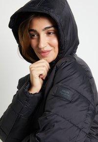 Pepe Jeans - DUA LIPA X PEPE JEANS - Winter jacket - black - 4