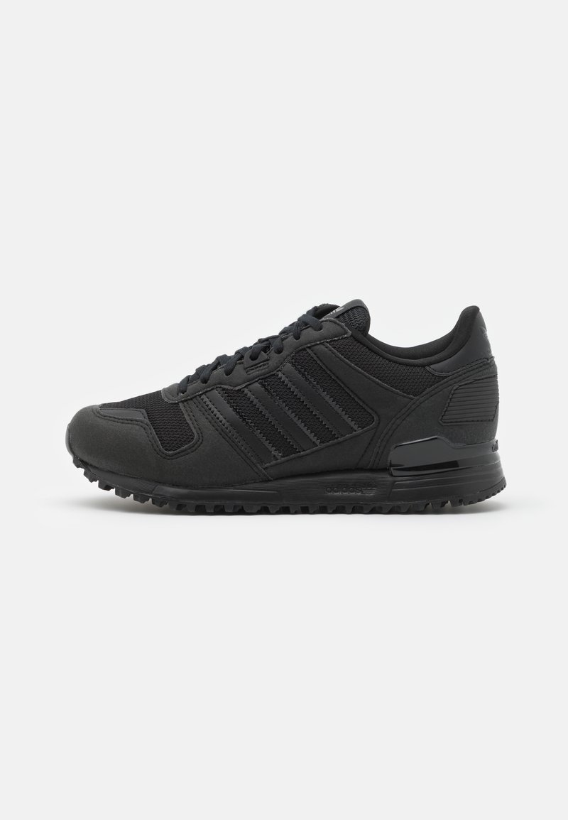 adidas Originals - ZX 700 UNISEX - Trainers - core black