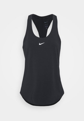 ONE LUXE - Top - black/silver