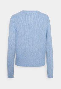 Marks & Spencer London - SPONGEY CARDI - Cardigan - blue - 1