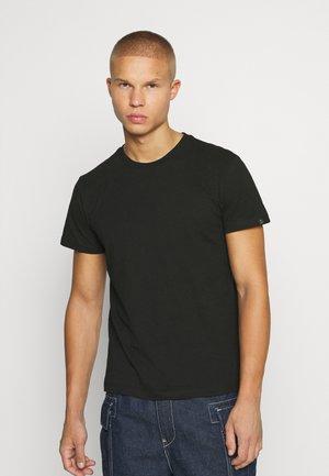 AGAVE - T-shirt basic - black