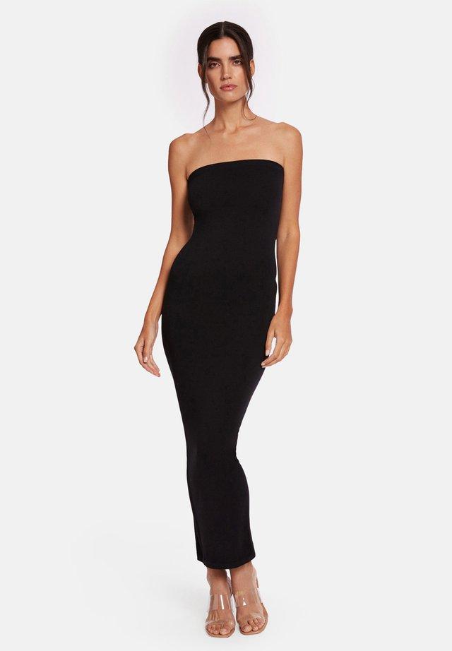 Etui-jurk - schwarz