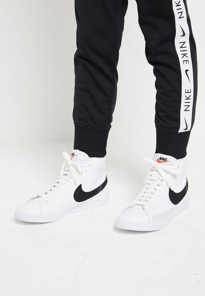 Nike Sportswear - BLAZER MID - High-top trainers - white/black