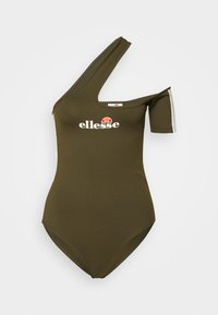 Ellesse - DOROTEA - Print T-shirt - khaki - 3