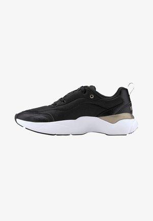 PUMA LIA WOMEN'S TRAINERS FEMALE - Trainers - black