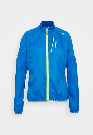 WOMAN TRAIL JACKET - Sports jacket - zaffiro
