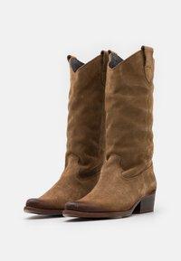 Felmini - WEST - Cowboy/Biker boots - marvin stone - 2