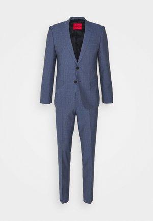 ARTI HESTEN SET - Suit - medium blue
