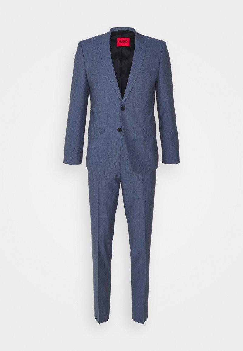 HUGO - ARTI HESTEN SET - Oblek - medium blue