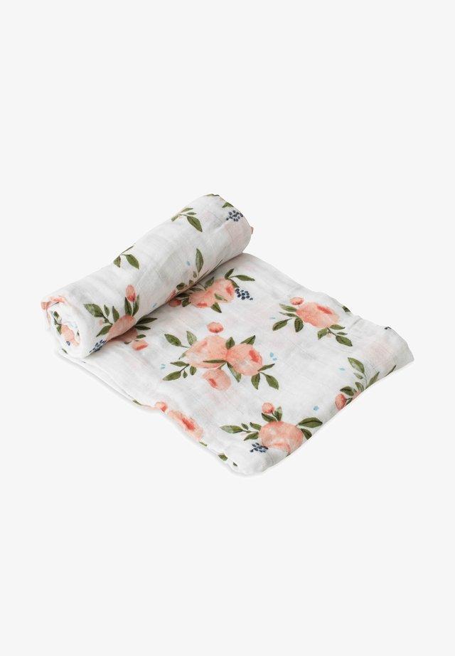 Muslinfilt - watercolorroses