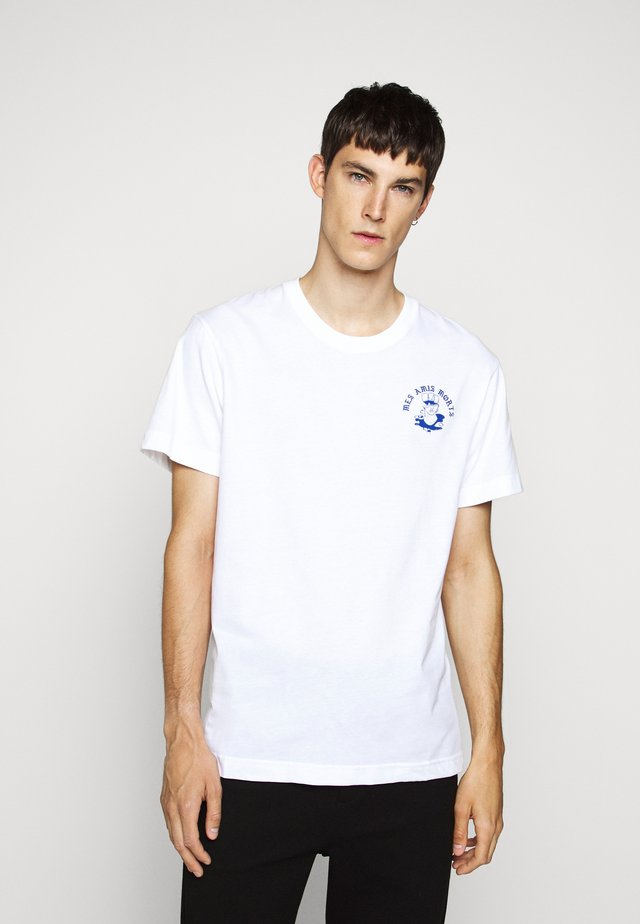 BEAT AMIS - T-shirt imprimé - white