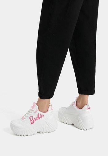 PLATEAU - Sneakers basse - white