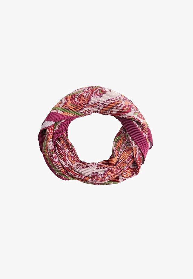 Foulard - różowy