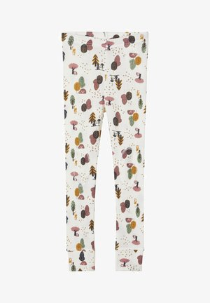 Leggings - Trousers - snow white