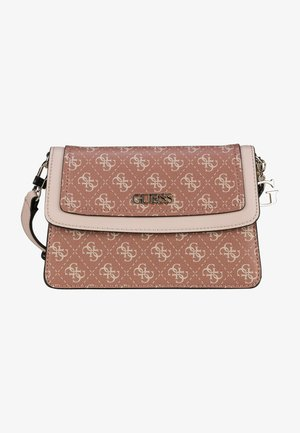 CAMY CROSSBODY FLAP - Across body bag - cinnamon multi