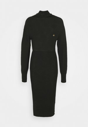 BEA DRESS - Maxi dress - black