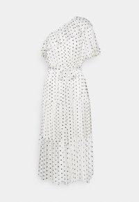 Forever New - WILLA ONE SHOULDER DRESS - Maxi dress - porcelain/black - 0