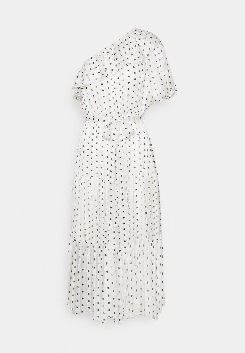 Forever New - WILLA ONE SHOULDER DRESS - Maxi dress - porcelain/black