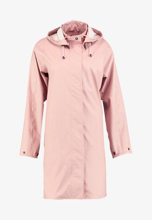 TRUE RAINCOAT - Parka - adobe rose