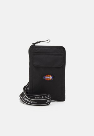GRASSTON UNISEX - Across body bag - black