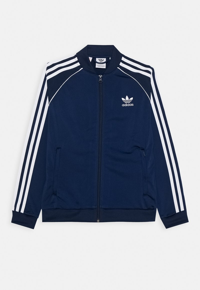 adidas Originals - Veste de survêtement - navy/white