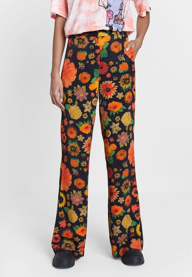 DESIGNED BY M. CHRISTIAN LACROIX - Trousers - black