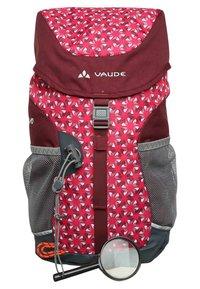 Vaude - PUCK 10 - Hiking rucksack - pink - 4