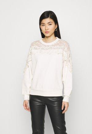 KALANIE - Sweatshirt - eggnog