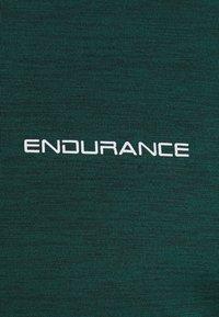 Endurance - MELANGE TEE - Jednoduché triko - ponderosa pine - 2