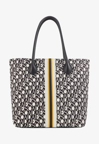 Escada Sport - CANVAS SHOPPER - Shopping bag - black - 5