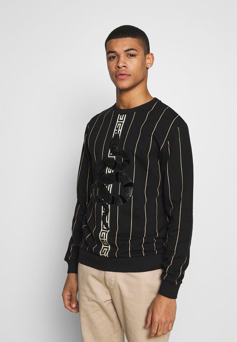 Glorious Gangsta - LUCHESSE - Sweatshirt - black