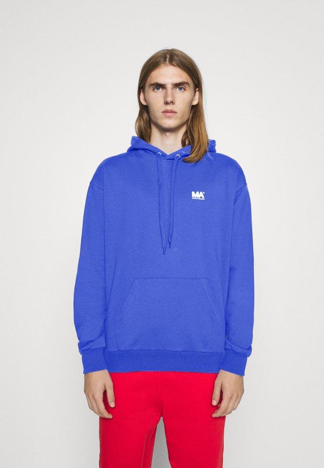 HOODIE  - Hættetrøjer - classic blue
