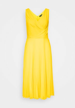 MID WEIGHT DRESS COMBO - Day dress - summer lemon