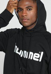 Hummel - Hoodie - black - 5