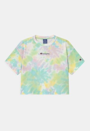 STREET CULTURE CREWNECK - Print T-shirt - multi-coloured
