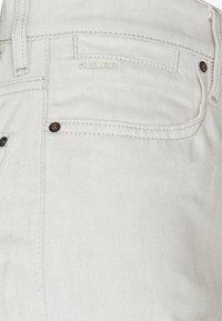 G-Star - DECK ULTRA HIGH WIDE LEG - Jeans a zampa - ecru - 2