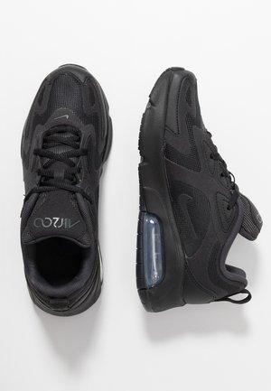 AIR MAX - Sneakers - black/anthracite