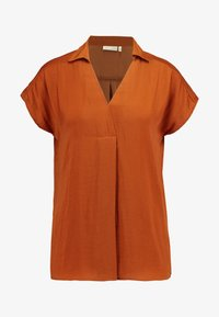 KIMBERI - Blouse - rust