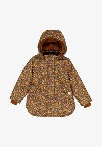 Wheat - ELDA TECH - Winter jacket - maroon flowers - 0
