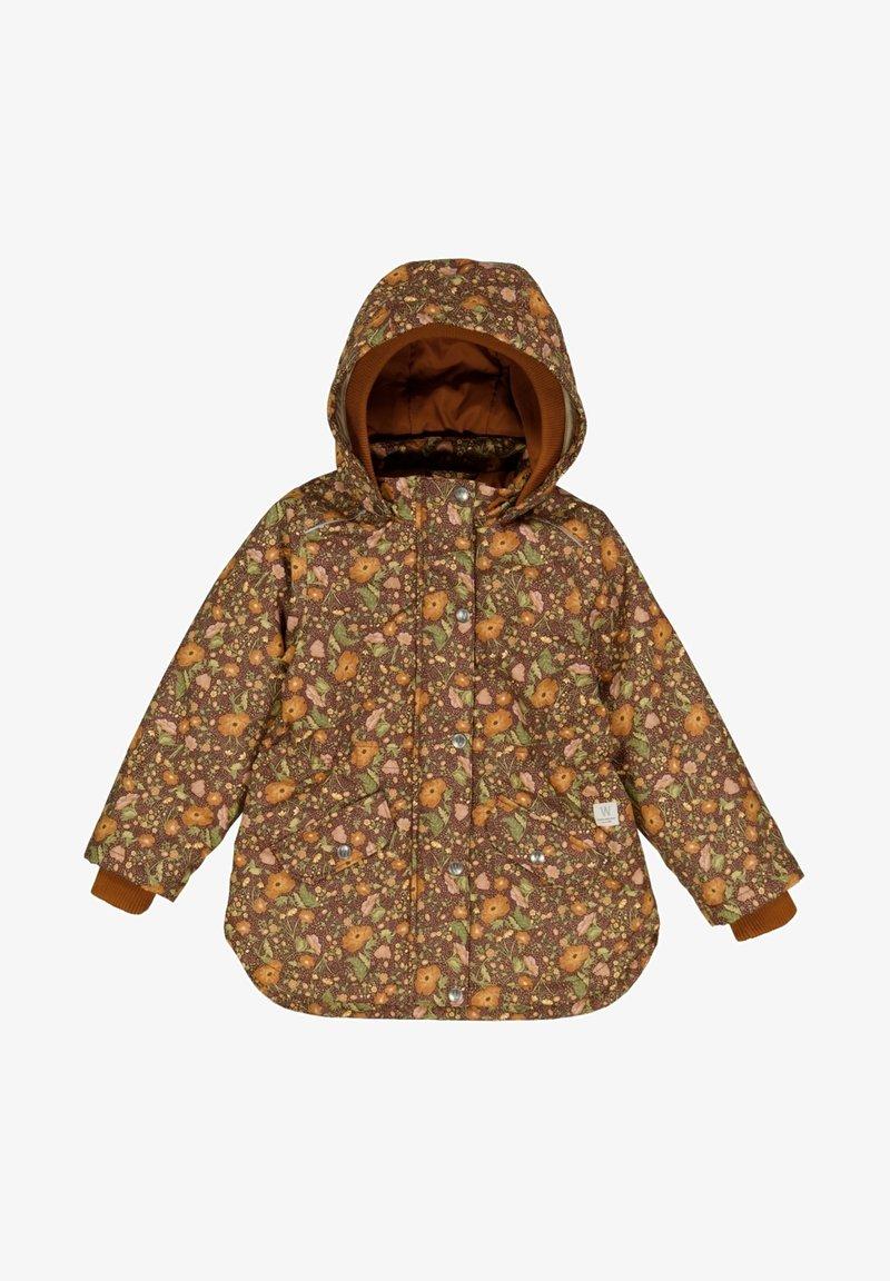 Wheat - ELDA TECH - Winter jacket - maroon flowers