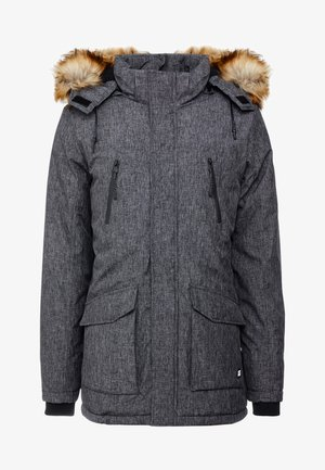 DEMSEY TASLON - Zimní kabát - grey denim