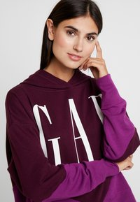 GAP - SPLICE - Hoodie - secret plum - 3
