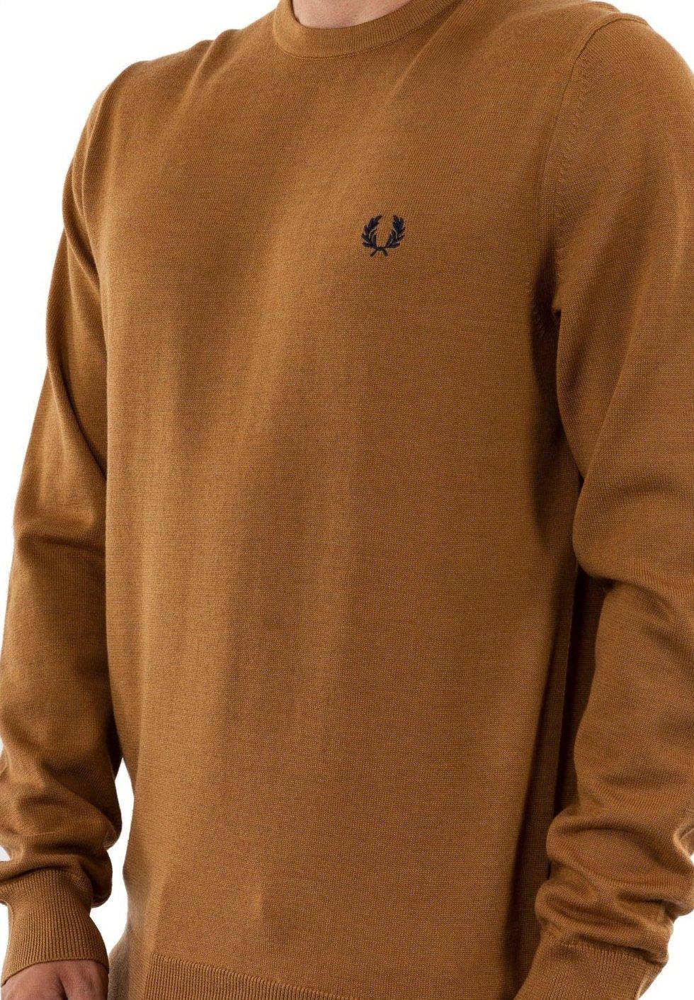 Fred Perry Sweatshirt - beige