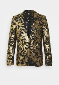 Twisted Tailor - MAMBO SUIT SET - Puku - black gold - 1