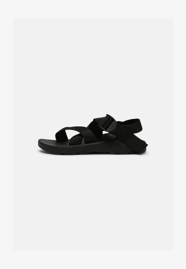 MEGA CLOUD - Sandalias - black