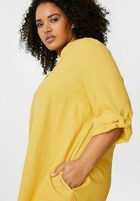 C&A - Day dress - yellow - 2